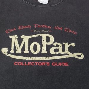 Gildan Shirts - Vintage Distressed pin-up girl Mopar Tee shirt